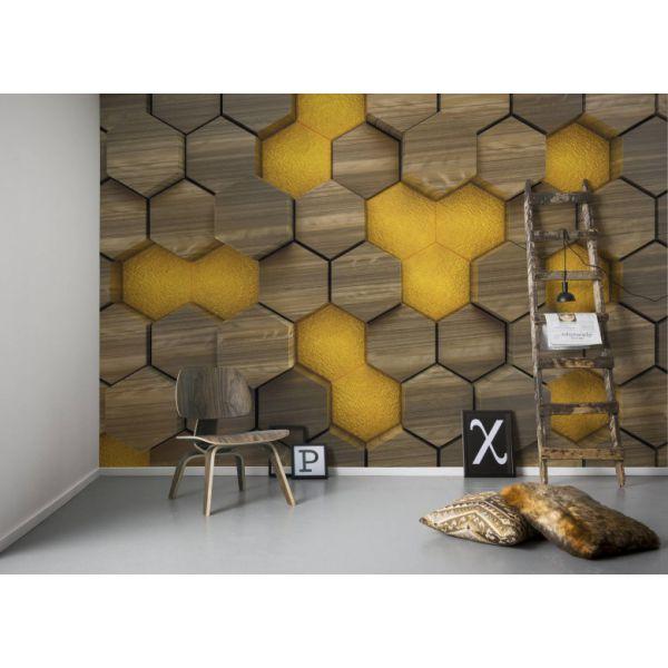 Fototapet decorativ - Fagure - 400 x 250 cm / Vlies