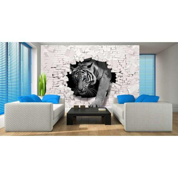 Fototapet decorativ 3D - Efect -368x254cm/Vlies