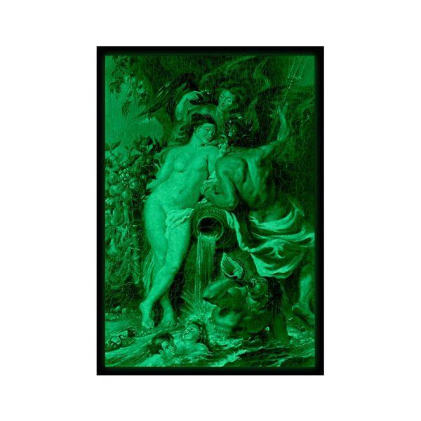 Tablouri canvas fotoluminoase  - RUBENS
