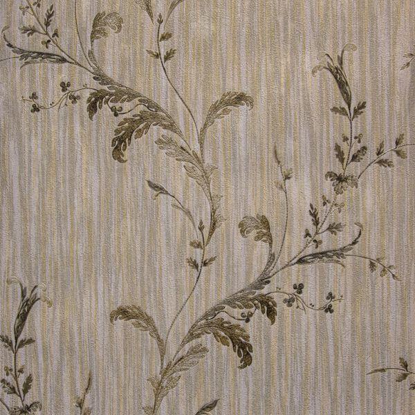Tapet clasic, model floral - 5,33 mp/rola