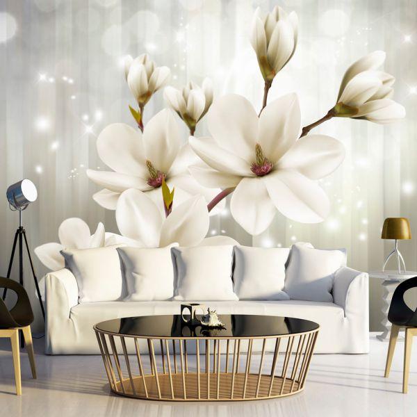 Fototapet decorativ - Magnolia -VLIES /350x270cm