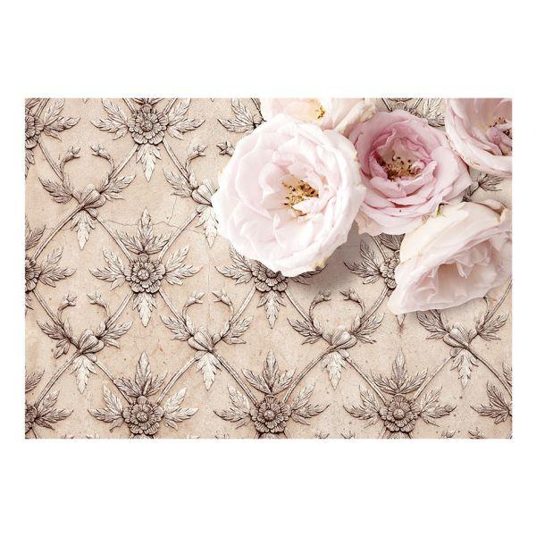 Fototapet decorativ floral - Armonie  - Vlies - 350 x 250cm