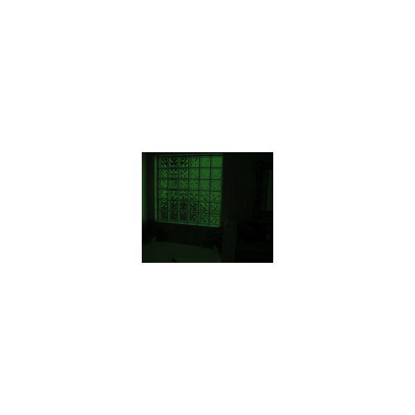 Caramida sticla luminoasa -Turquoise