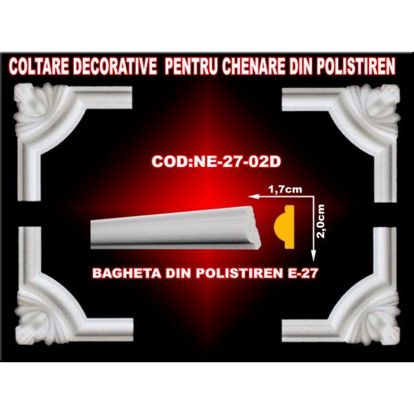 Elemente decorative din polistiren - Coltar/Pilastru /Console