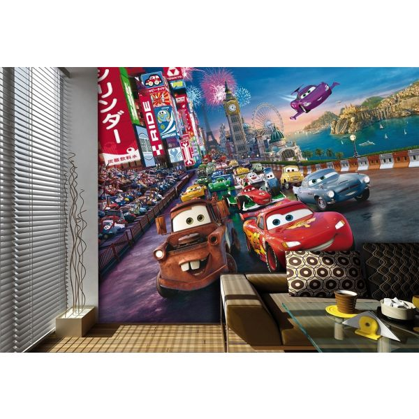 Fototapet decorativ Disney - Intrecere