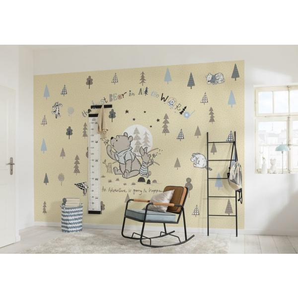 Fototapet decorativ pentru copii - Armonie - 368x254cm/8p.
