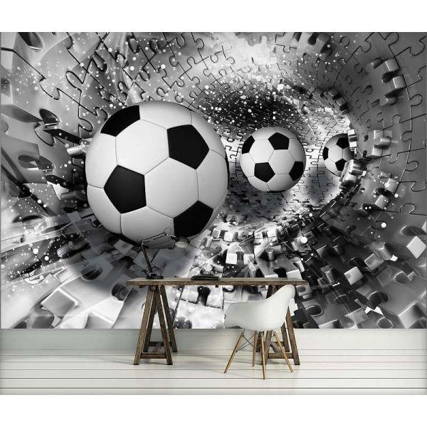 Fototapet decorativ camera baieti - 368x254 cm/Vlies
