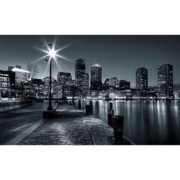 Fototapet decorativ fotoluminos  3D - URBAN 2 - VLIES