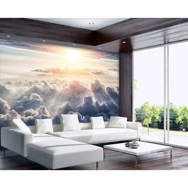 Fototapet decorativ - Dincolo de  nori - 368 x 254 cm/4p/ / Vlies