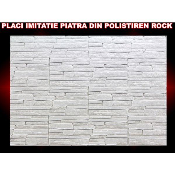 Panou imitatie piatra, din polistiren - pachet/12buc./ 1,05 mp