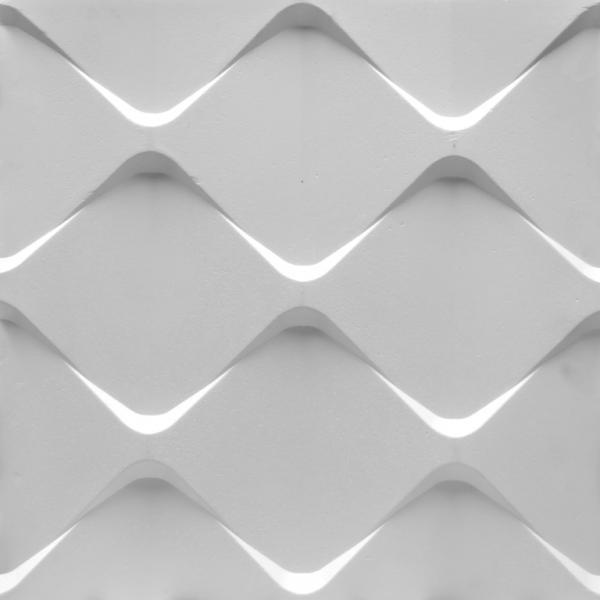 Panouri 3D polistiren extudrat - 60x60x3cm/buc.