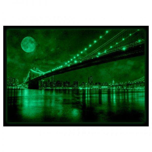 Tablou canvas fotoluminos -Chicago